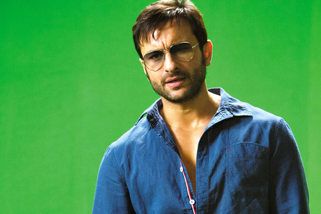 Saif Ali Khan in Drishyam remake-Onlookers Media