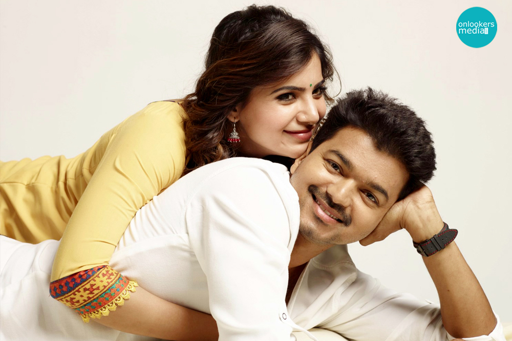 Kaththi Review-Rating-Collection Report-Vijay-Samantha