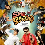 She Taxi Posters-Stills-MP3-Video-Songs-Trailer-Anoop Menon-Kavya Madhavan-Sheelu Abraham-Ansiba Hassan-Malayalam Movie-Onlookers Media