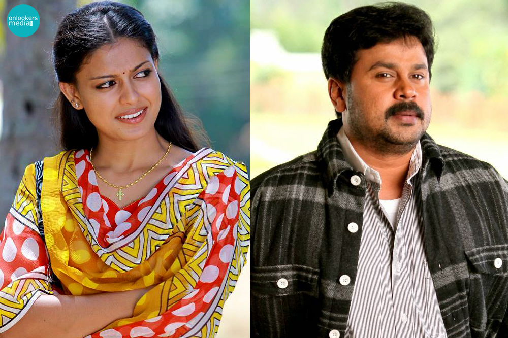 Anusree going big-Dileep-Sidharth Barathan Project-Onlookers Media