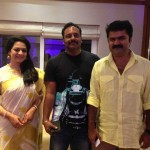 Anoop Menon Shema Alexander Wedding Reception Stills-Images-Photos-Videos-Onlookers Media (2)