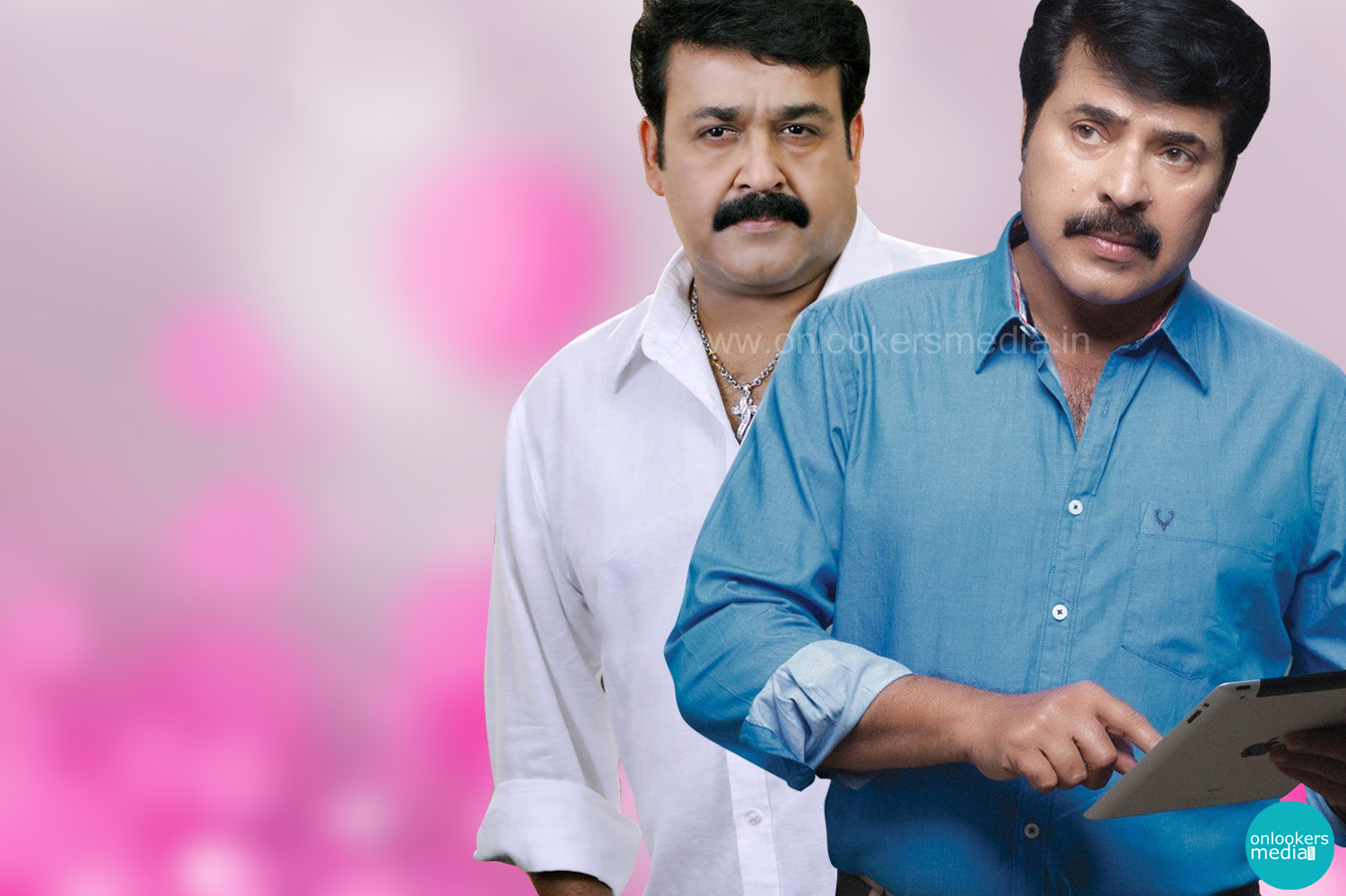 Mammootty is just like a storm and Mohanlal is gentle, says Tini Tom-Onlookers Media