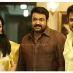 Mohanlal at Anoop Menon's Wedding Reception-Stills-Images-Photos-Onlookers Media