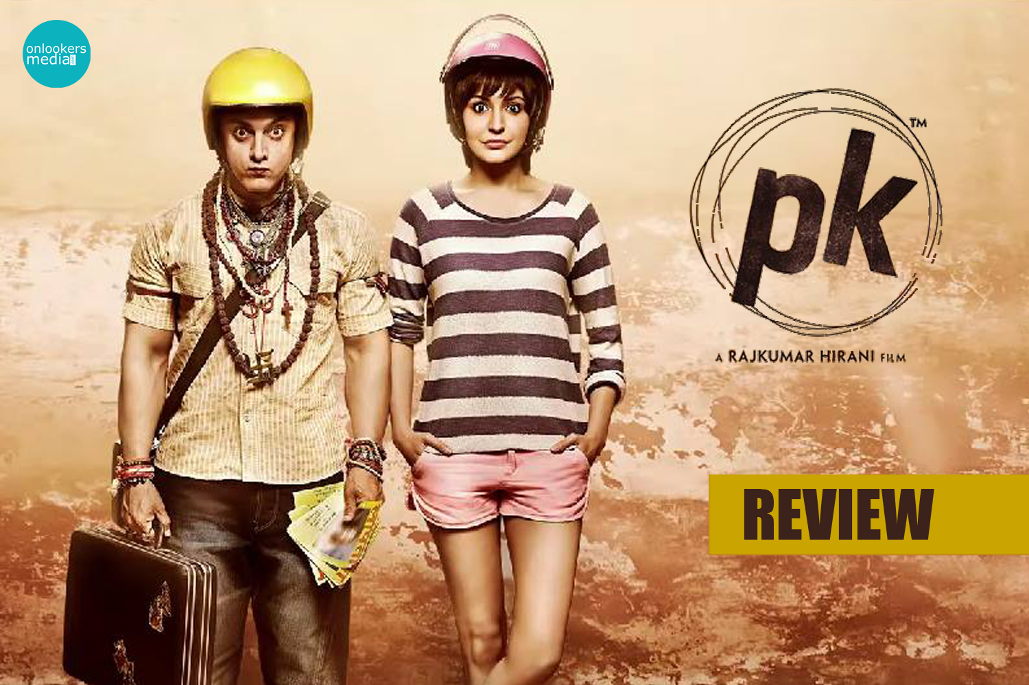 PK Review-Rating-Collection-Theater Report-Anushka Sharma-Aamir Khan-Onlookers Media