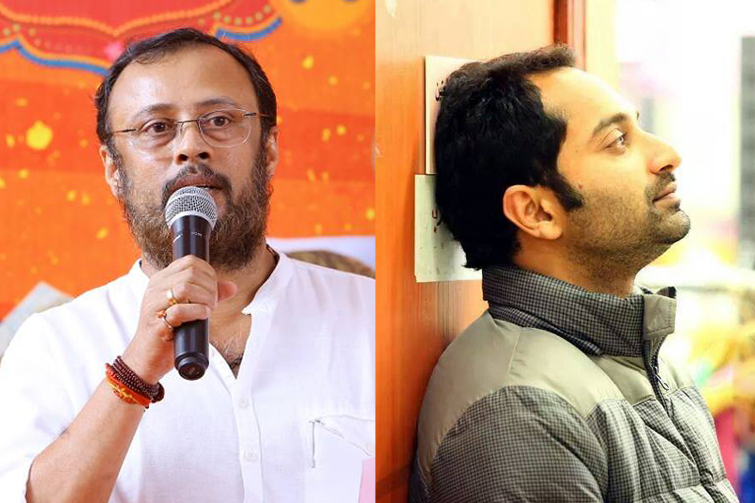 Producers were reluctant to cast Fahadh Faasil in the beginning, says Lal Jose-Onlookers Media