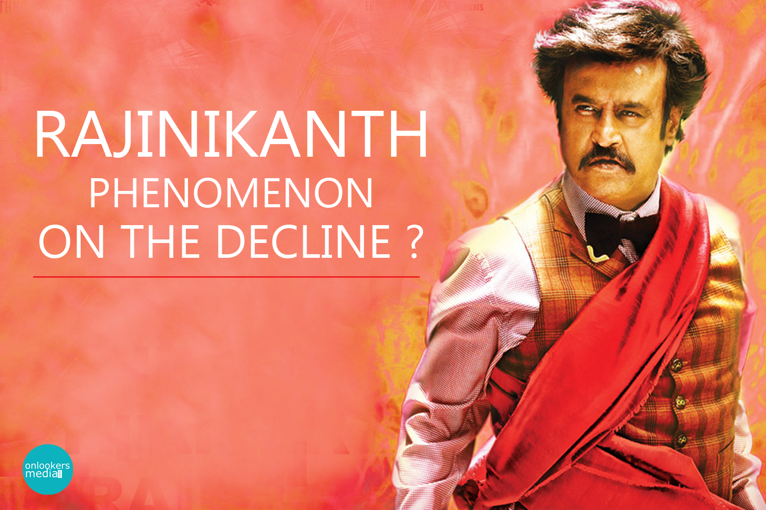 Rajinikanth phenomenon on the decline-Lingaa Review-Report-Collection-Onlookers Media