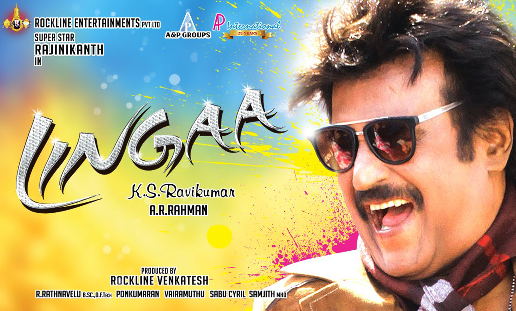 Rajni Mania all set to hit again-Lingaa Movie-Rajnikanth-Sonakshi Sinha-Anushka Shetty-Onlookers Media