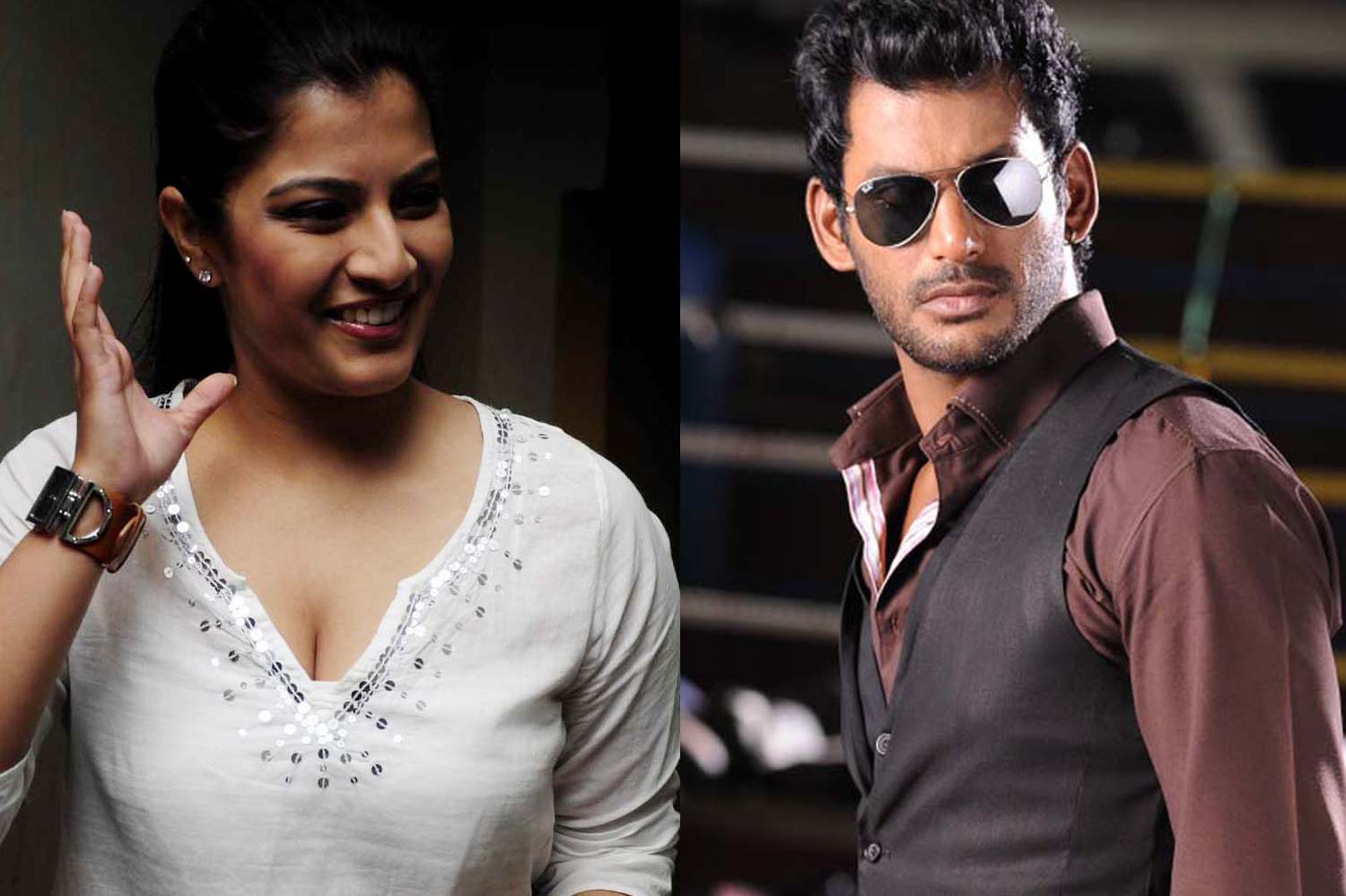 Vishal and Sarath Kumars daughter Varalaxmin to get married soon-Onlookers Media