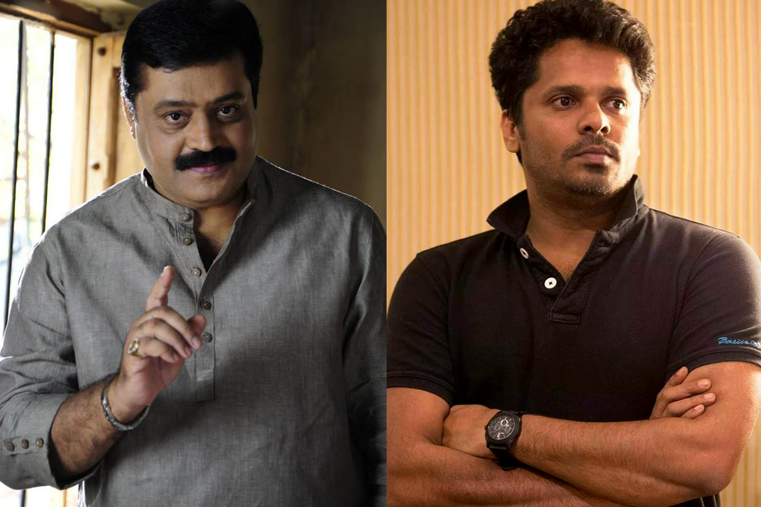 Aashiq Abu calls Suresh Gopi a Wrong Number-Onlookers Media