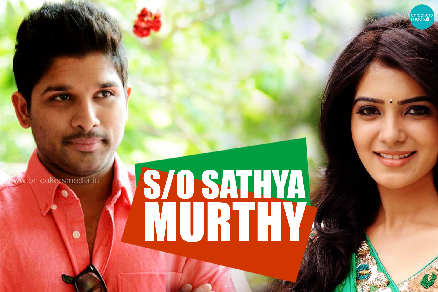 Allu Arjun in son of Sathya Murthy-Stills-Images-Posters-Onlookers Media