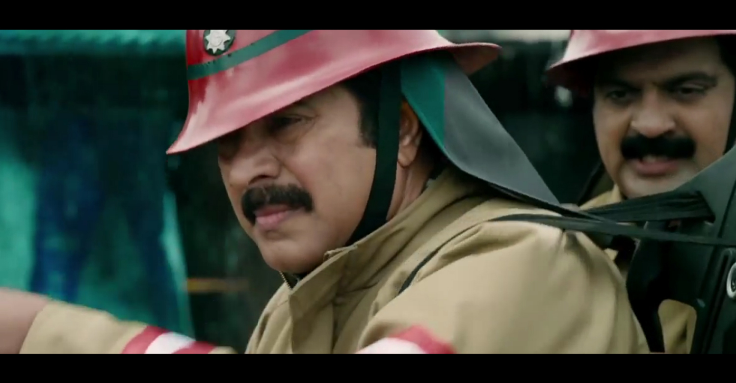 Fireman Official Teaser-Trailer-MP3-Video-Song-Mammootty-Nyla Usha-Unni Mukundan-Onlookers Media