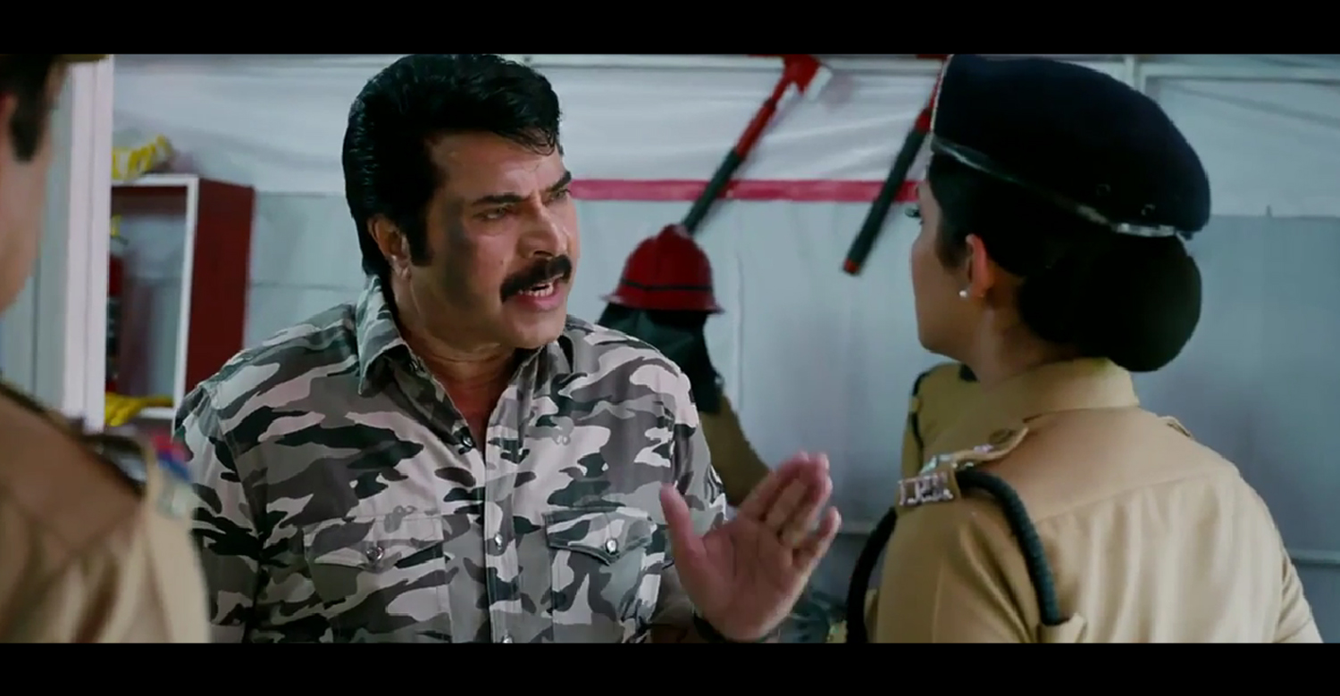 Fireman Official Trailer-MP3-Video-Song-Mammootty-Nyla Usha-Unnimukundan-Onlookers Media