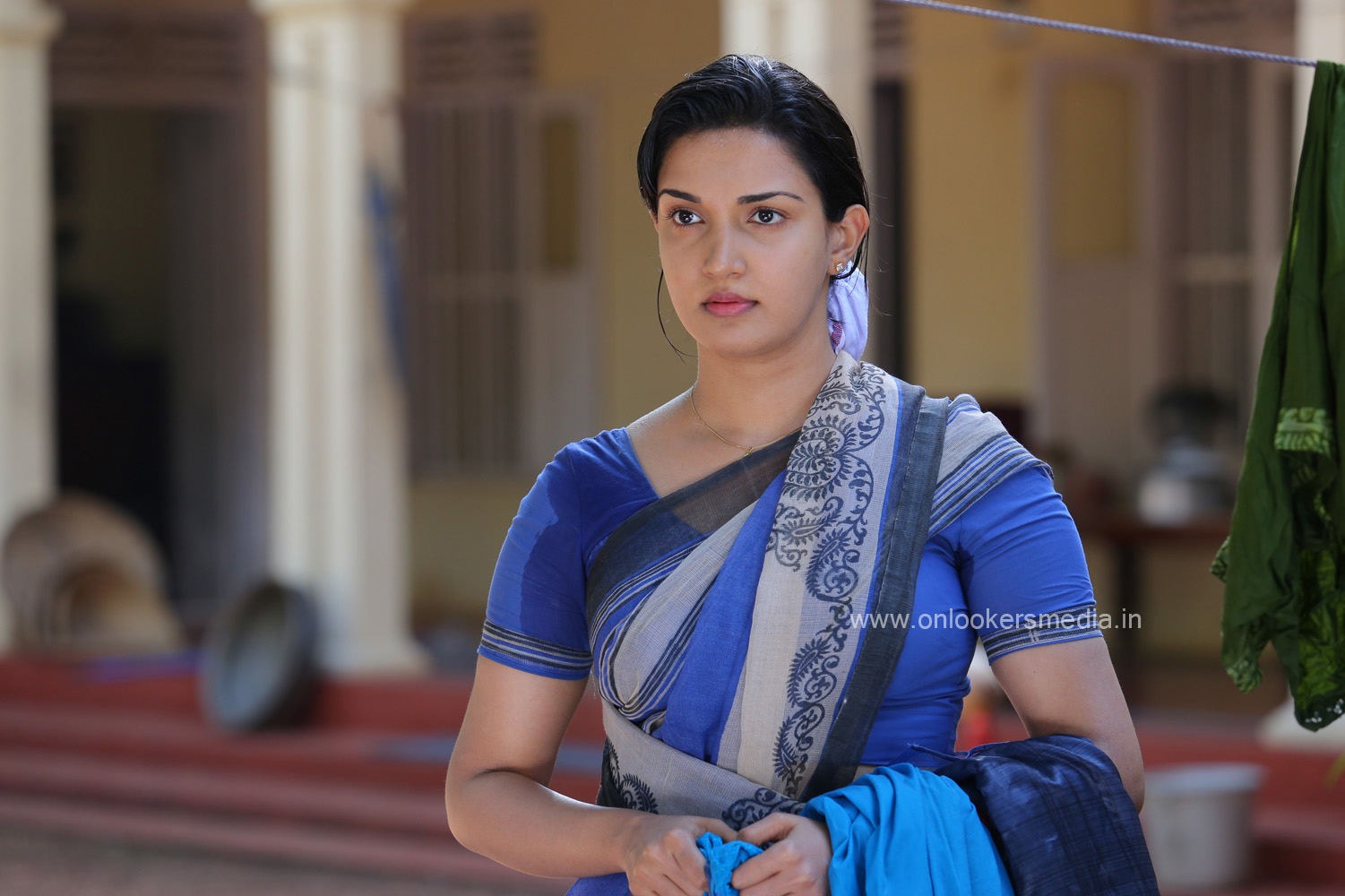 Honey Rose In Sir CP Malayalam Movie Stills-Images-Photos-Onlookers Media (1)