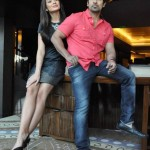 I movie press meet stills-Vikram-Amy Jackson-Ai Tamil movie stills-Onlookers Media