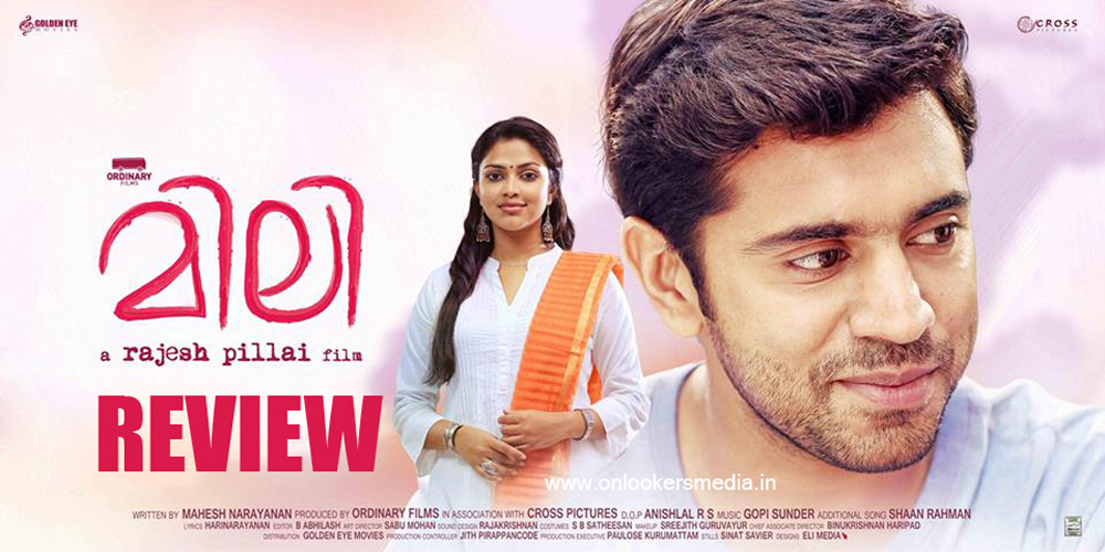 Mili Review-Rating-Theater Report-Collection-Amala Paul-Nivin Pauly-Onlookers Media