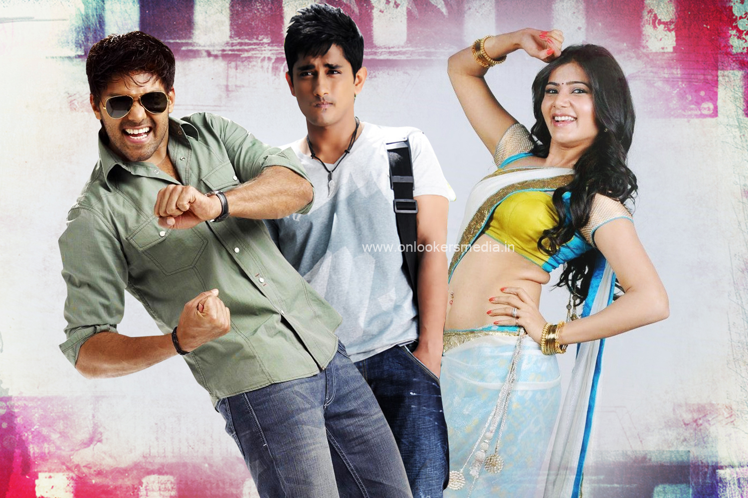 Shooting of Bangalore Days remake from March onwards-Arya-Siddhrath-Samantha-Onlookers Media