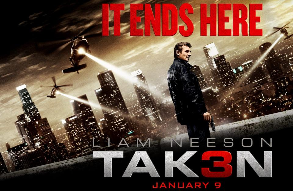 Taken 3 Review-Rating-Report-Collection-Onlookers Media