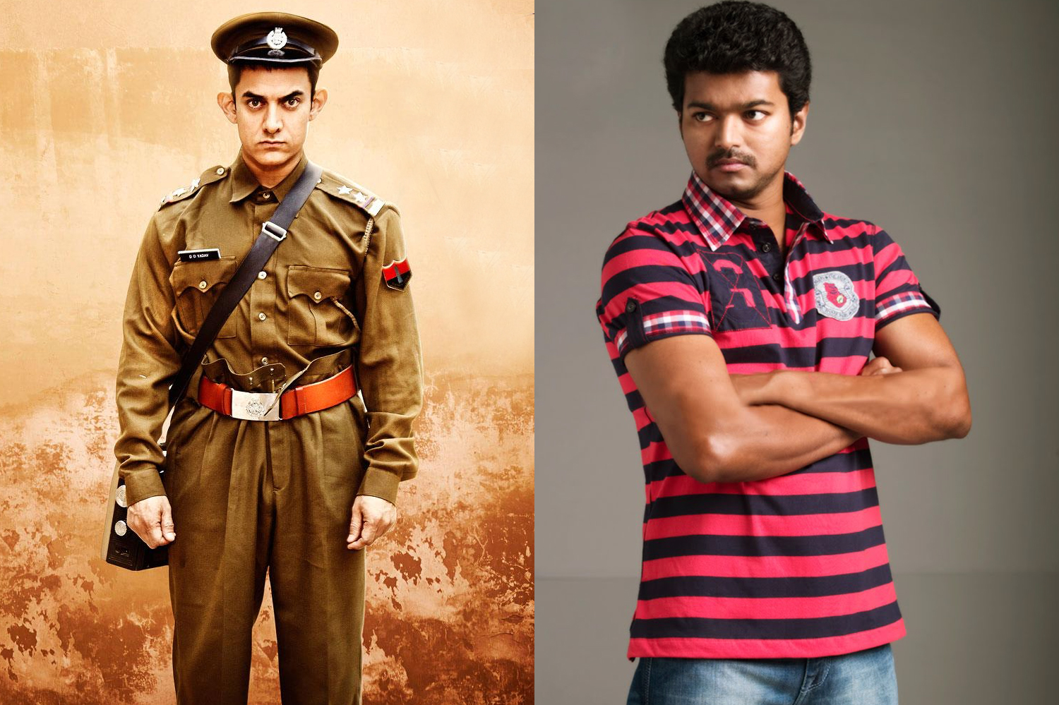 Vijay in PK tamil remake-Stills-Images-Gallery-Onlookers Media