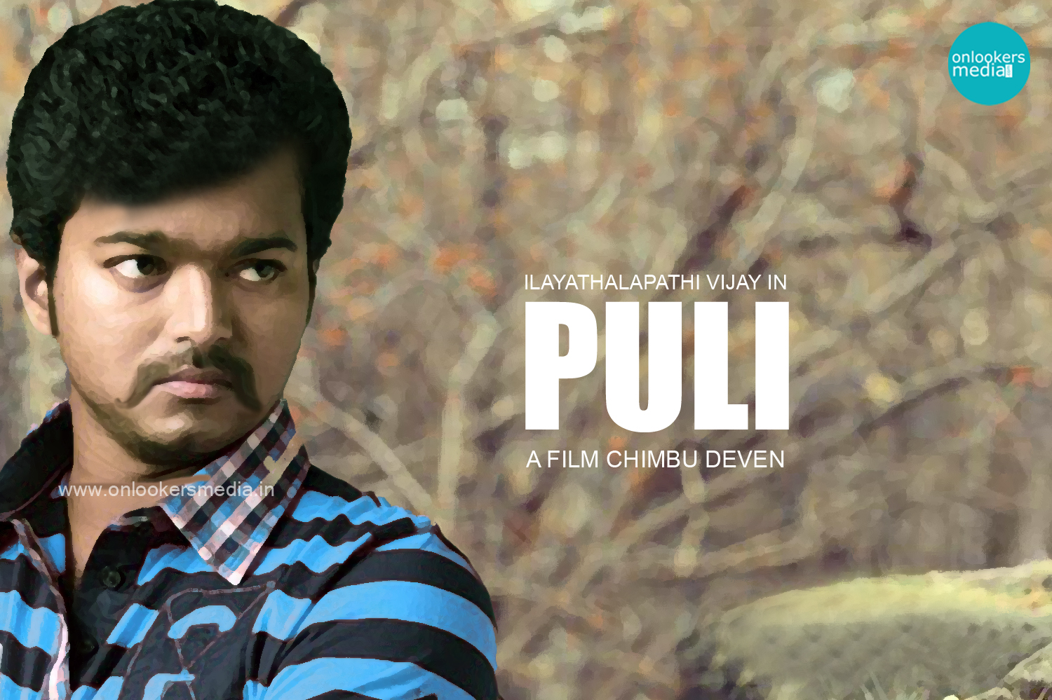 Vijay in Puli-Movie Stills-images-posters-video-mp-song-Onlookers Media