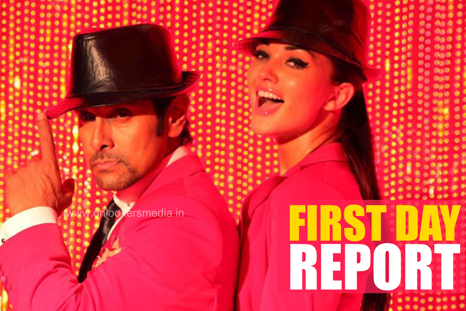 I Movie First Day Report-Collection-Theater Report-Vikram-Amy Jackson-Suresh Gopi-Shankar-Onlookers Media