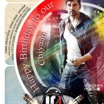 10 Endrathukulla Firstlook Poster-Vikram-Onlookers Media