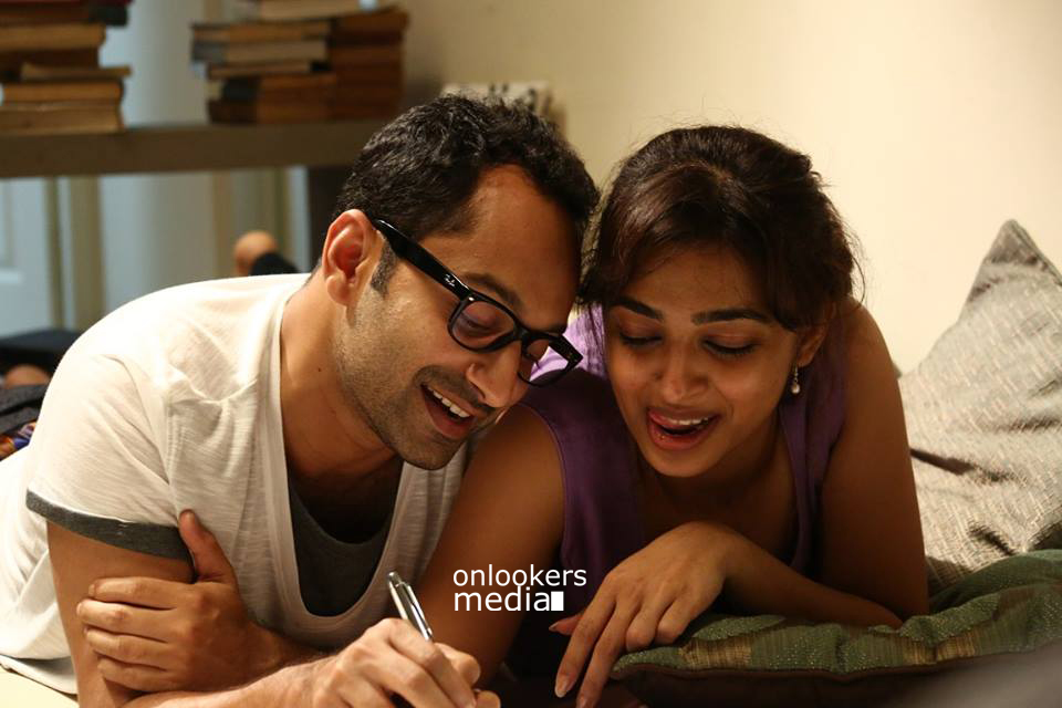 Haram Malayalam Movie Stills-Images-Fahadh Faasil-Radhika Apte-Onlookers Media