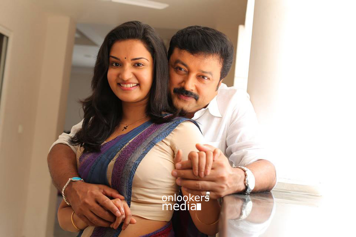 Honey Rose in Sir CP Malayalam Movie-Jayaram-Onlookers Media