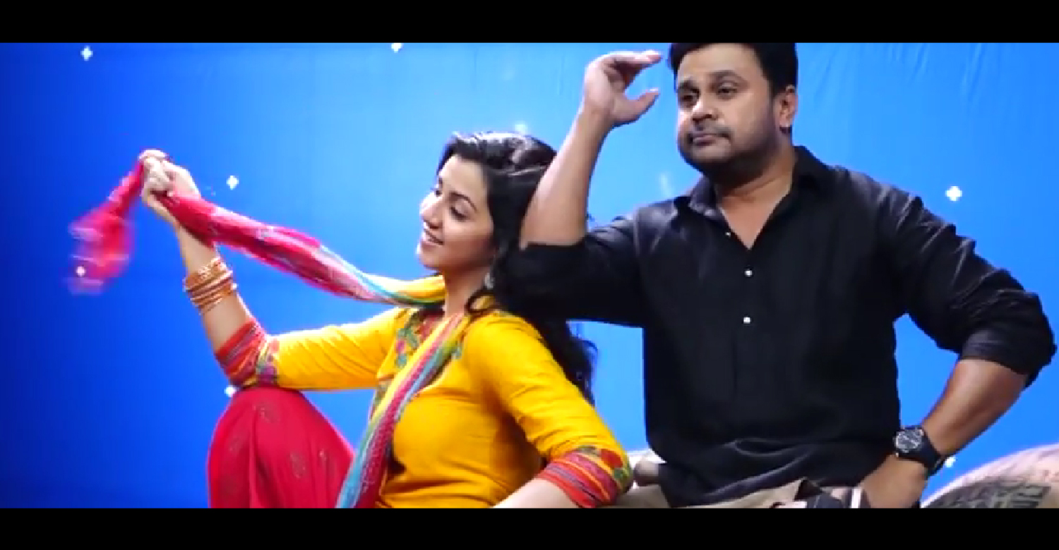 Ivan Maryadaraman Making Video-Dileep-Nikki Garlani-Onlookers Media
