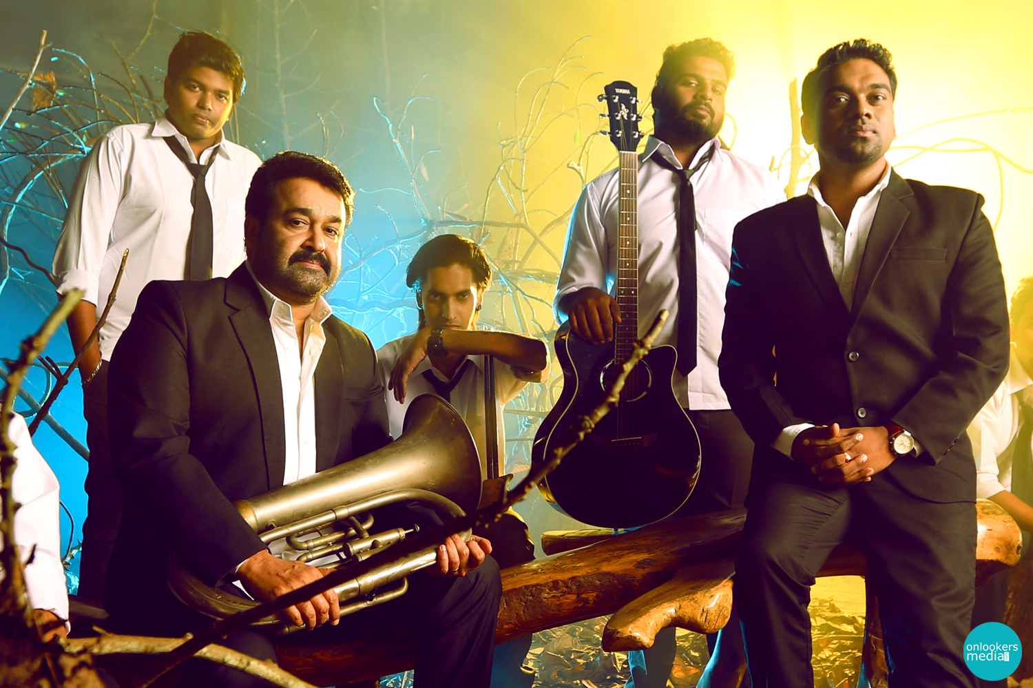 Lalisom band is still on, says Ratheesh Vega-Mohanlal-Onlookers Media