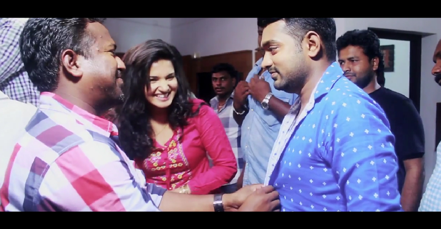You Too Brutus Making Video-Asif Ali-Honey Rose-Rachana-Onlookers Media
