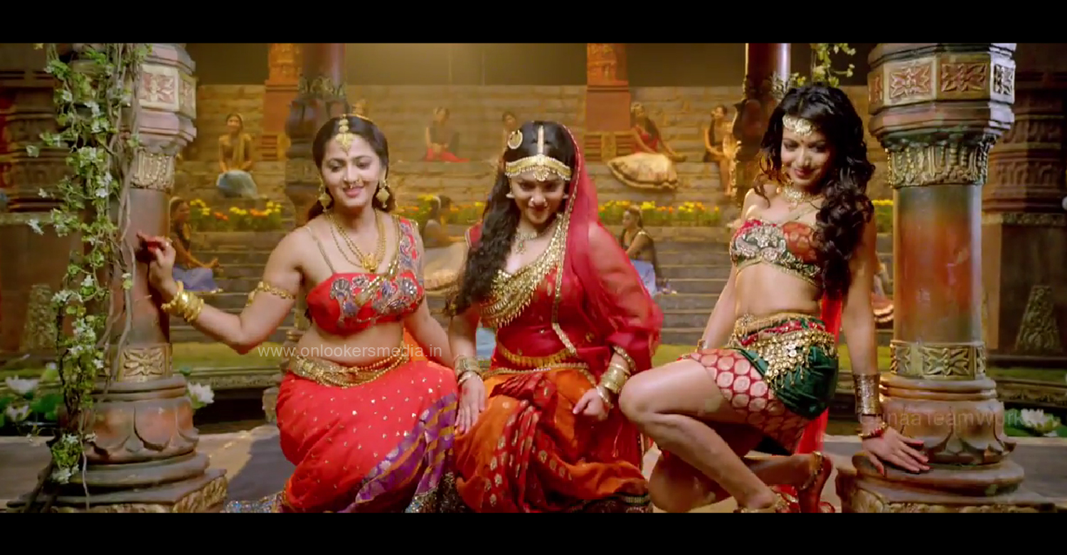 Anthahpuramlo Song Promo From Rudhramadevi-MP3-Video-Song-Onlookers Media