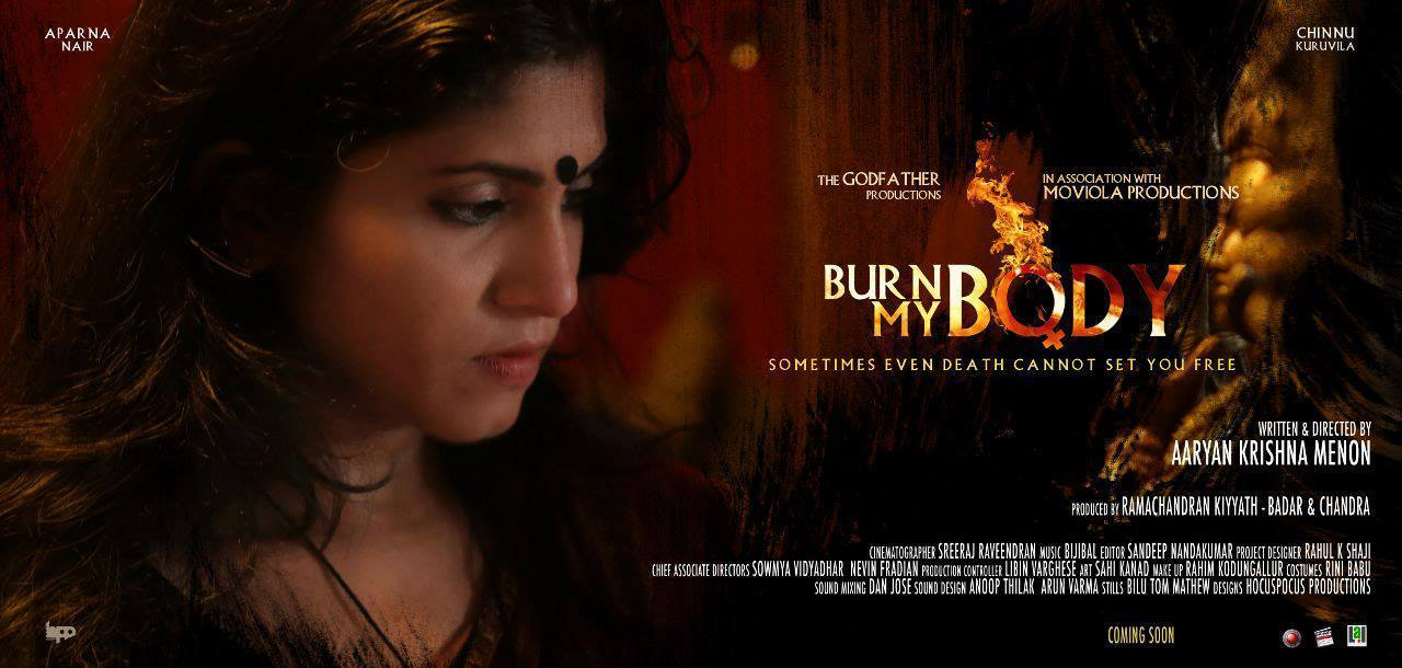 Burn My Body Malayalam Short Film-Aparna Nair-Chinnu Kuruvila-Onlookers Media