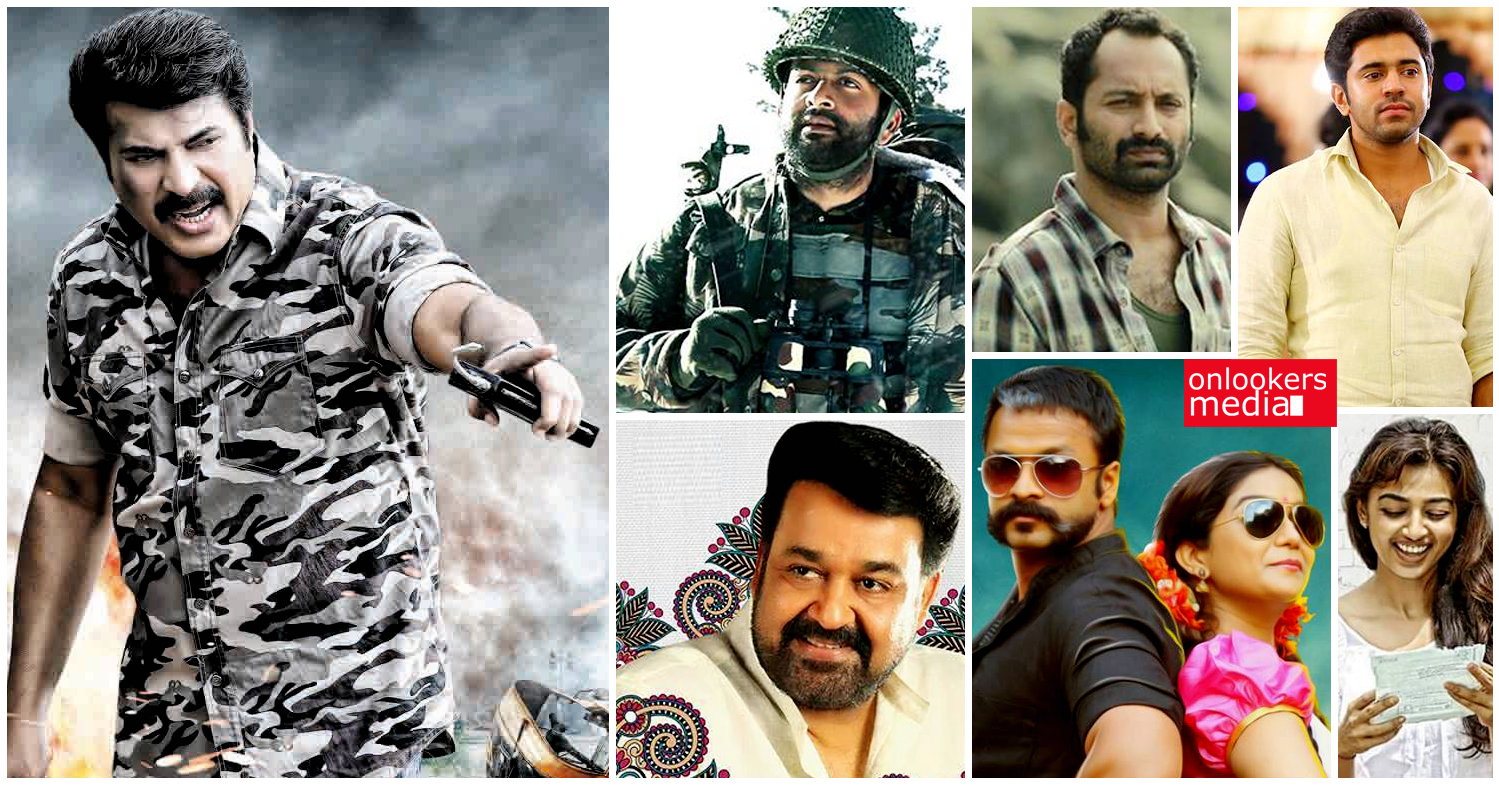 Year End Review - Best Malayalam movies of Top Movies
