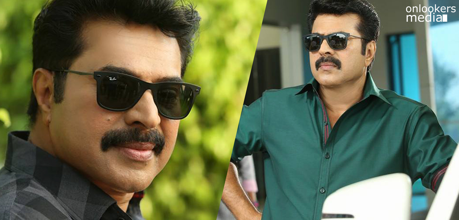 Mammootty in Bhaskar The Rascal Malayalam Movie-Stills-Images-Gallery-Photos-Onlookers Media