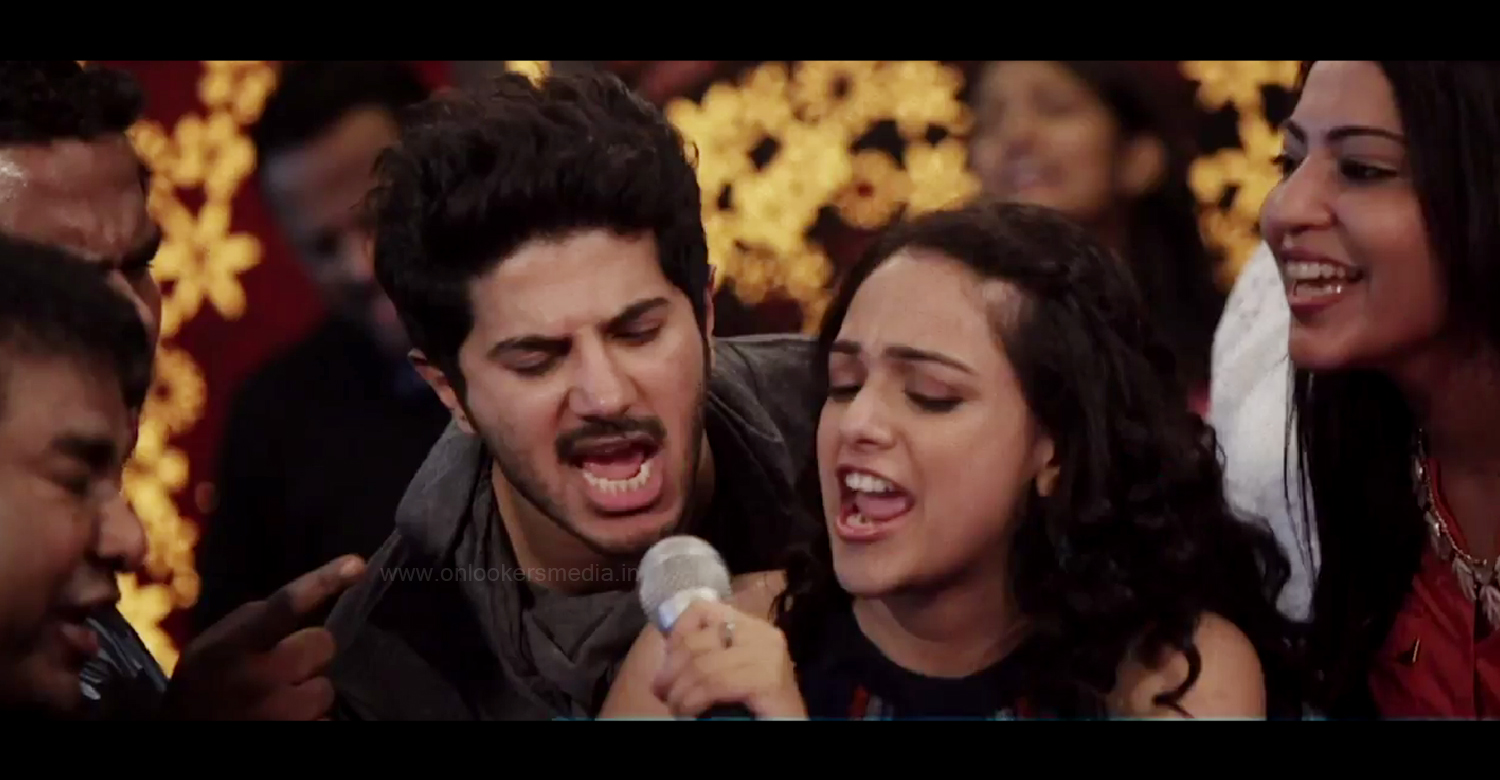 Mental Manadhil Song From OK Kanmani-MP3-Video-Song-Dulquer Salmaan-Onlookers Media
