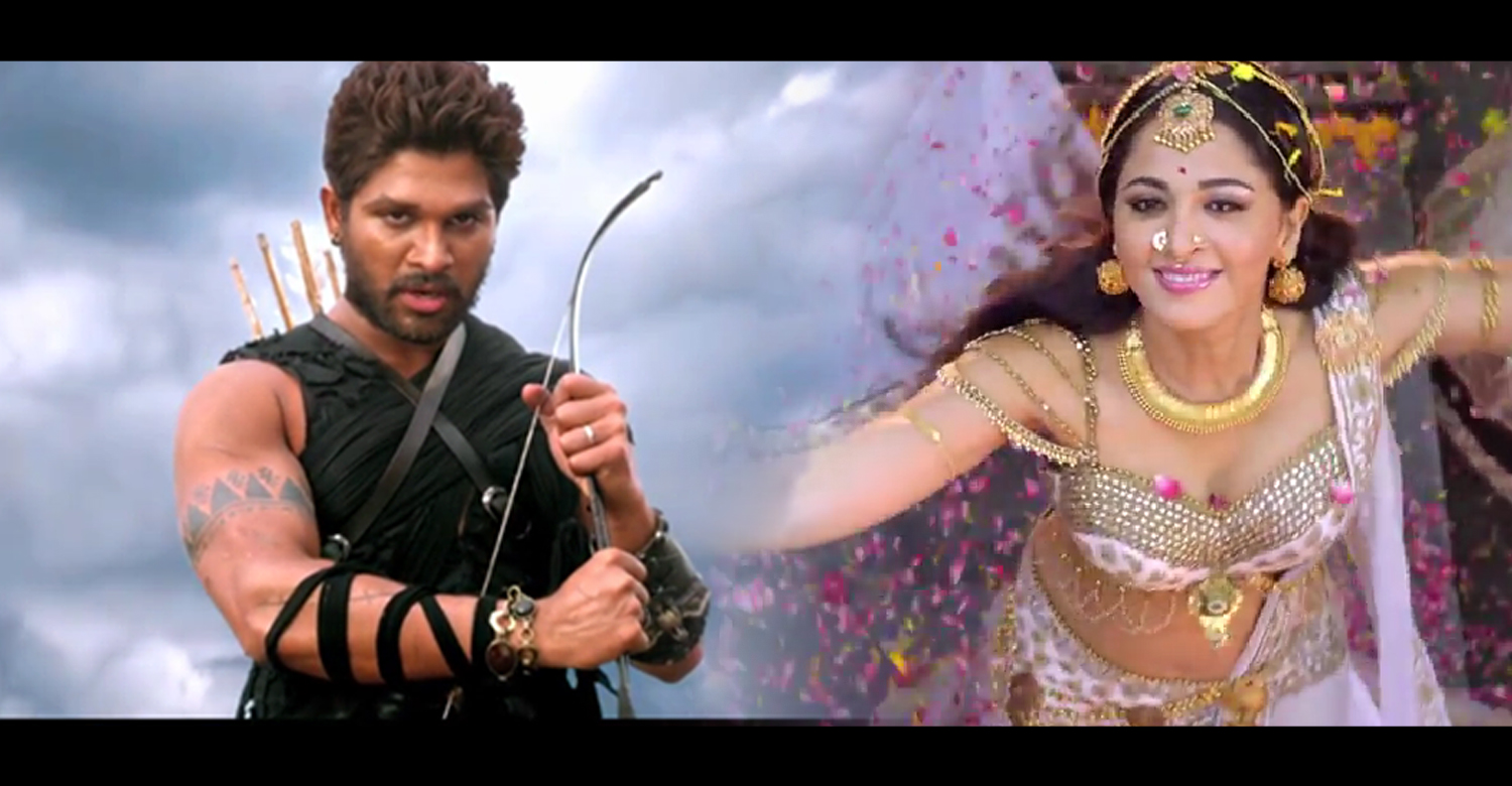 Rudhramadevi Official Trailer-MP3-Video-Songs-Allu Arjun-Anushka Shetty-Onlookers Media