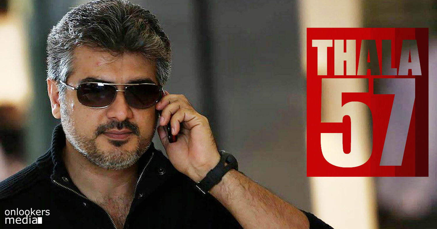 Siddique had the plans for Thala Ajith-Thala 57 Movie-Name-Details-Directer-Stills-Images-Onlookers Media