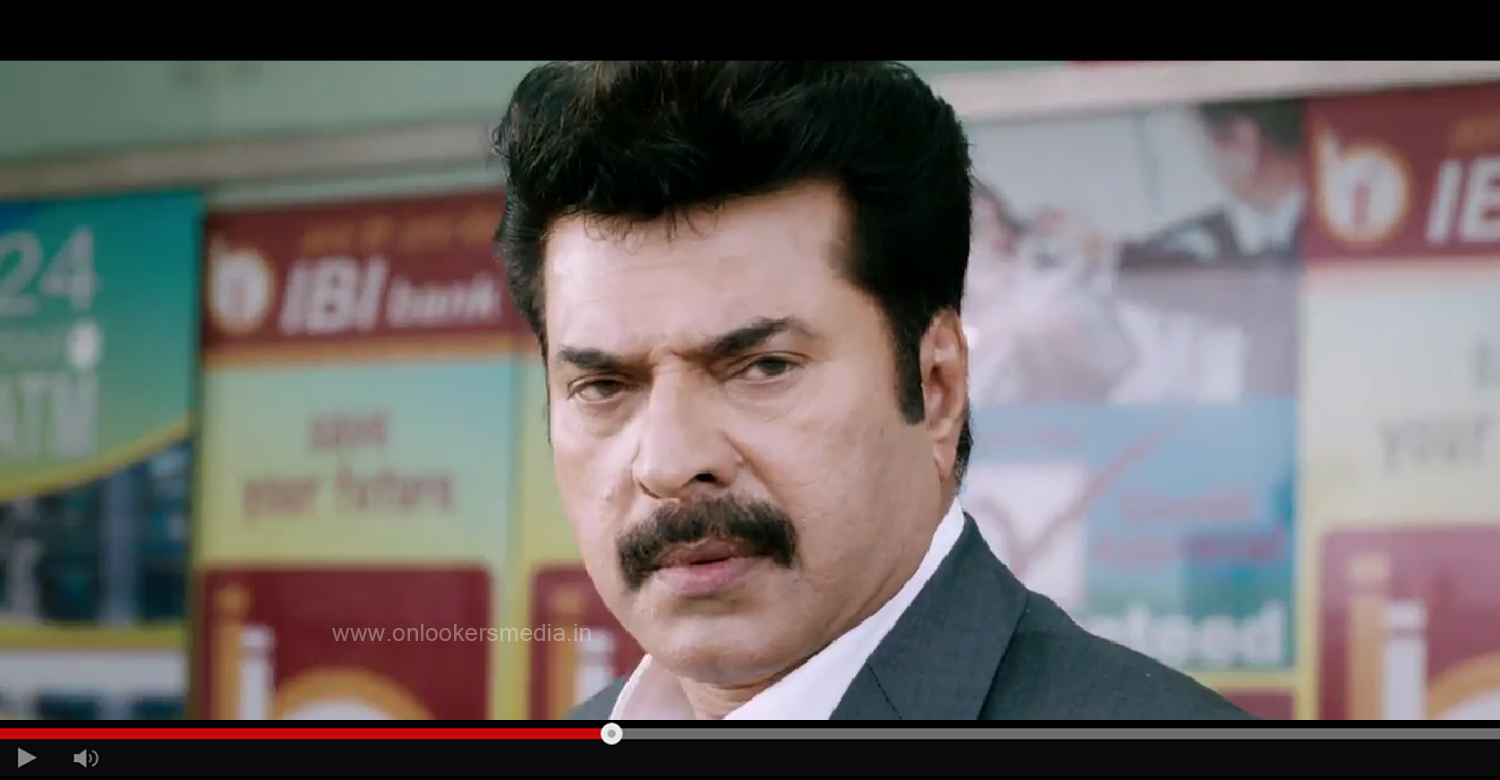 Bhaskar The Rascal Official Trailer-Video-MP3-Songs-Mammootty-nayanthara-Onlookers media