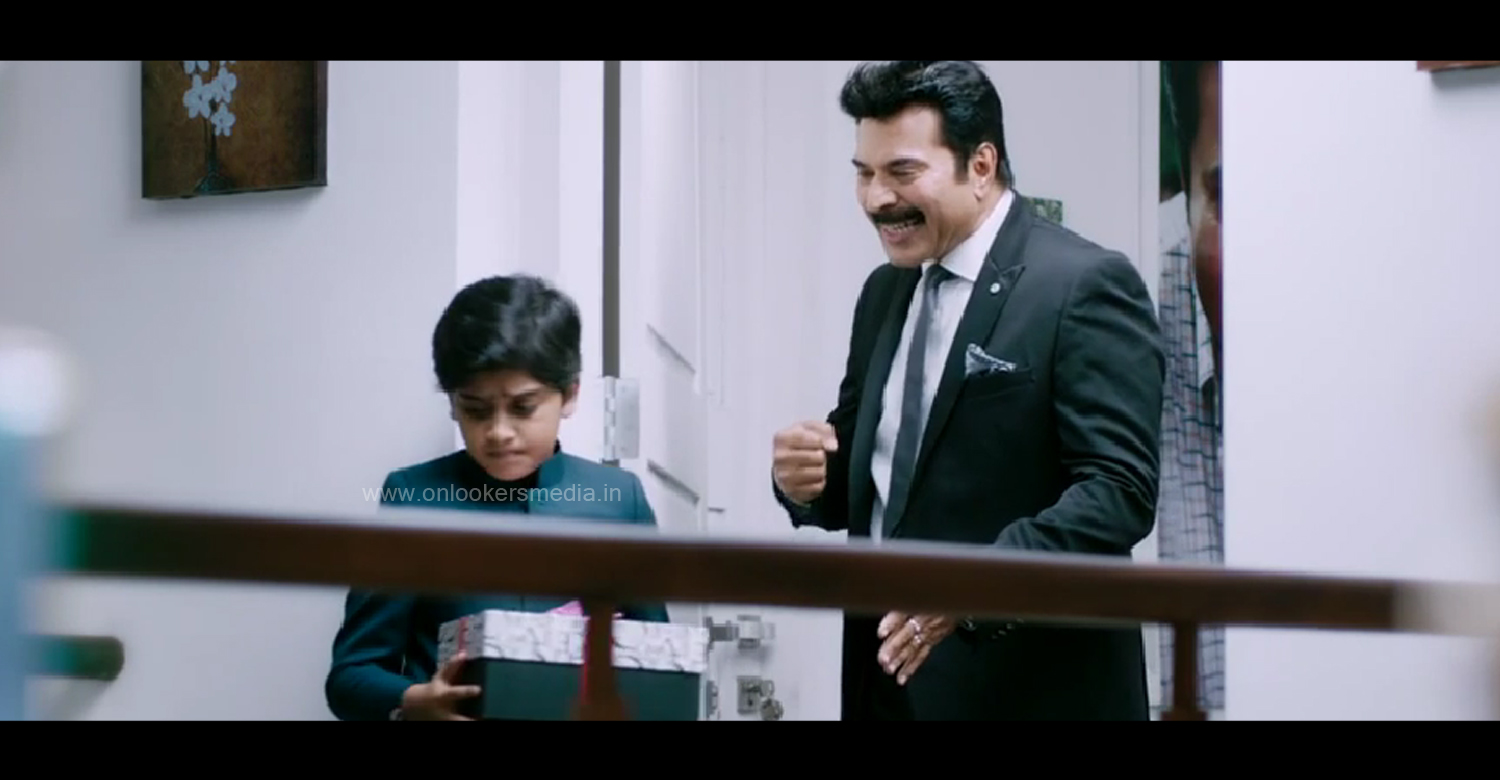 Bhaskar The Rascal Teaser 4-Video-Mammootty-Nayanthara-Onlookers Media