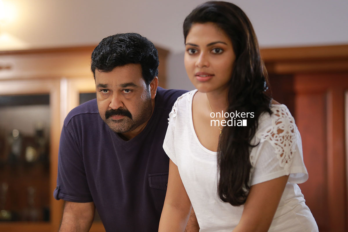 Lailaa O Lailaa Stills-Images-Photos-Mohanlal-Amala Paul-Malayalam Movie 2015-Onlookers Media