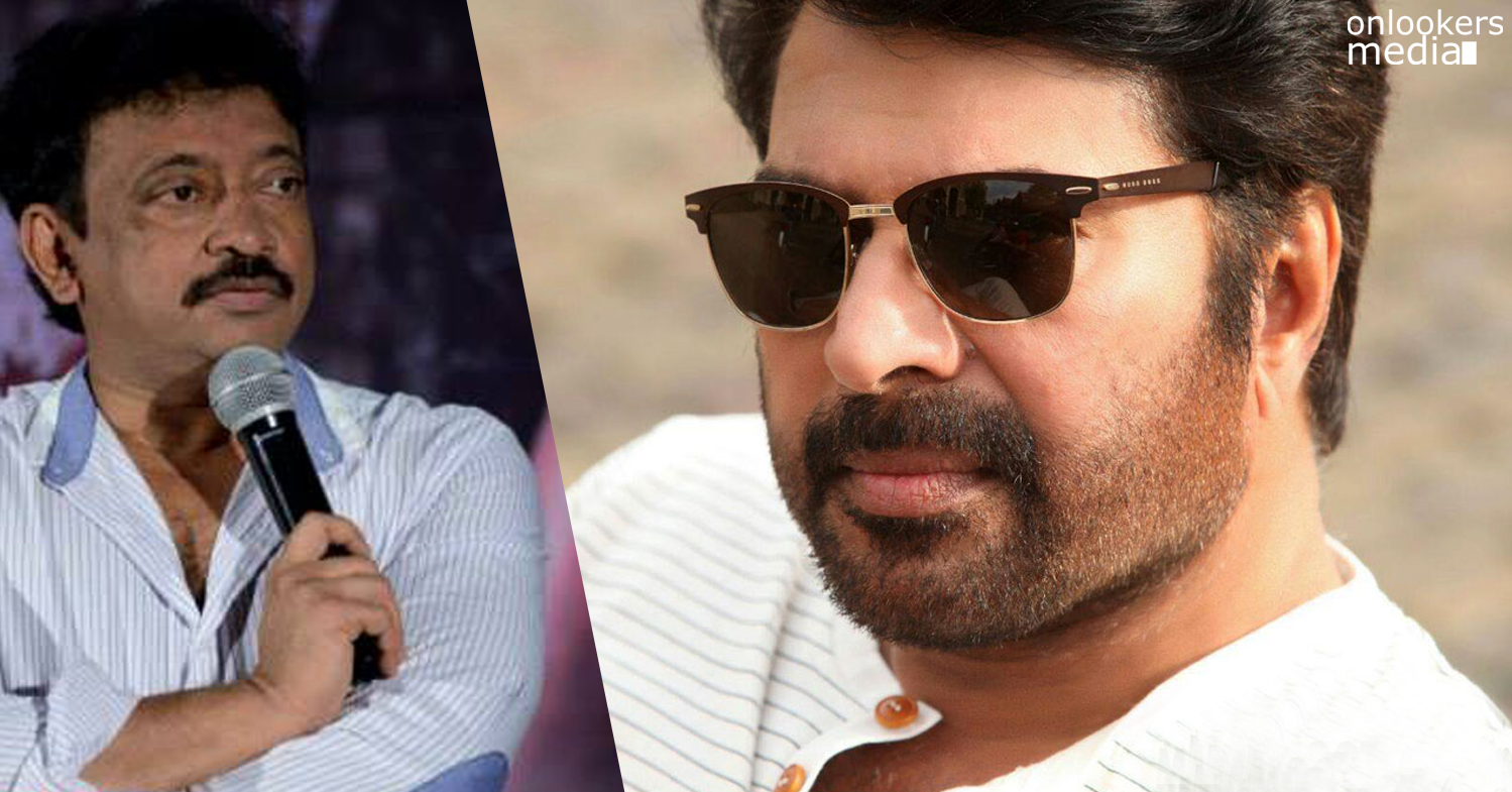 Ram Gopal Varma says sorry to Mammootty-Onlookers Media