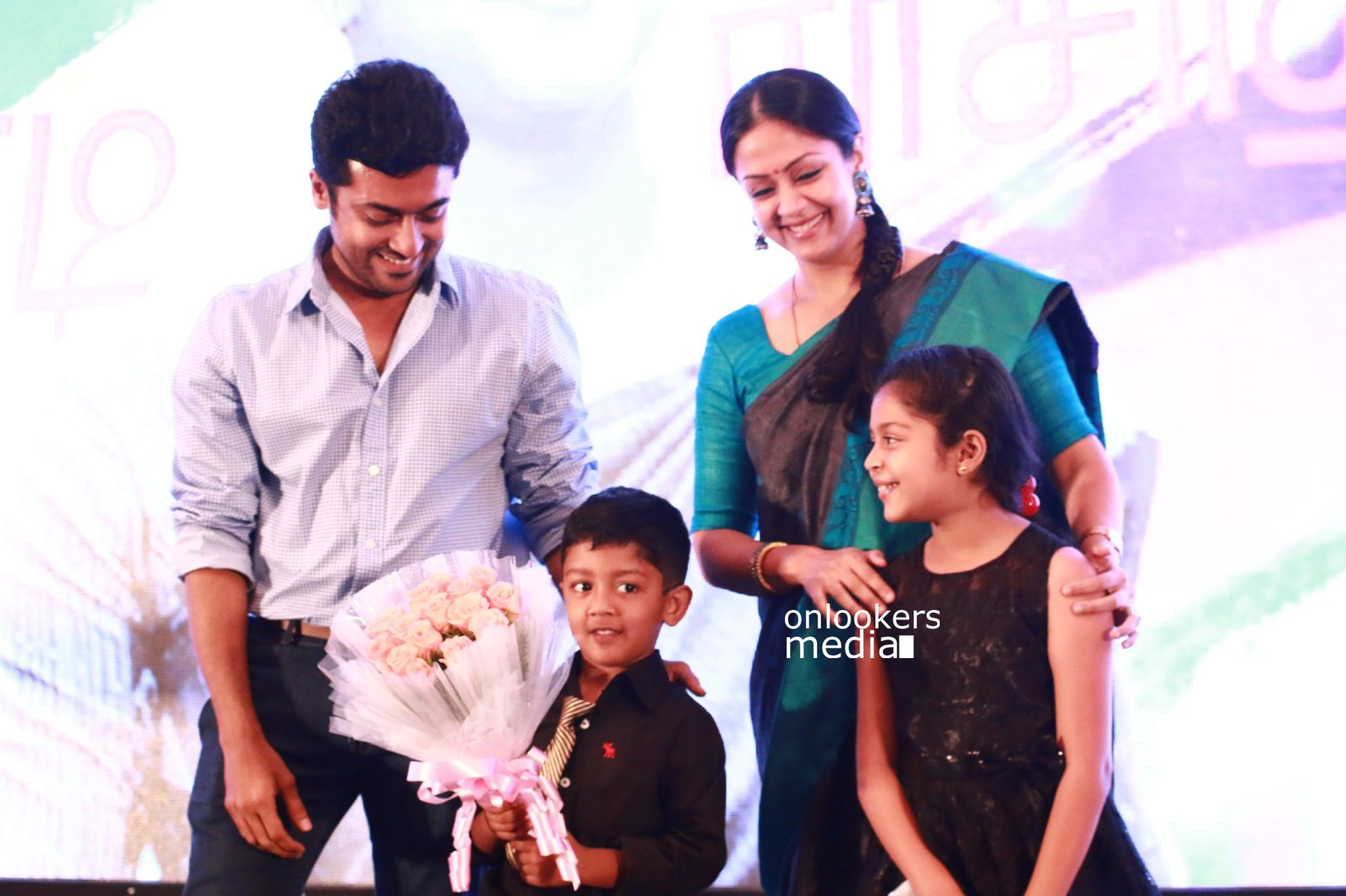 Vayadhinile Audio LaunchStills-Images-Photos-Surya-Jyothika-karthi-Tamil Movie 2015-Onlookers Media