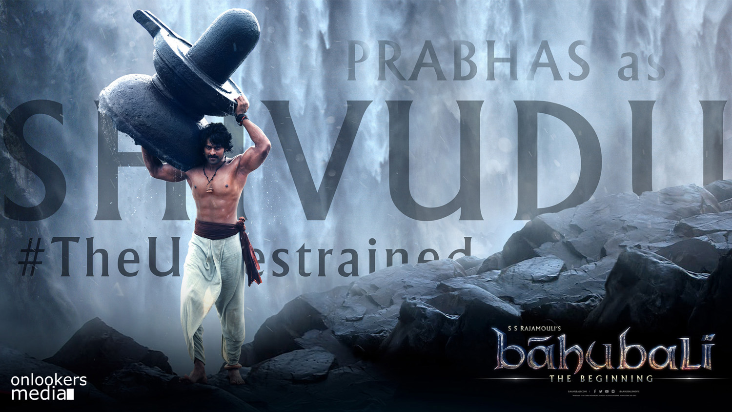 Baahubali Posters-Images-Stills-Prabhas-Raana-Anushka Shetty-Onlookers Media