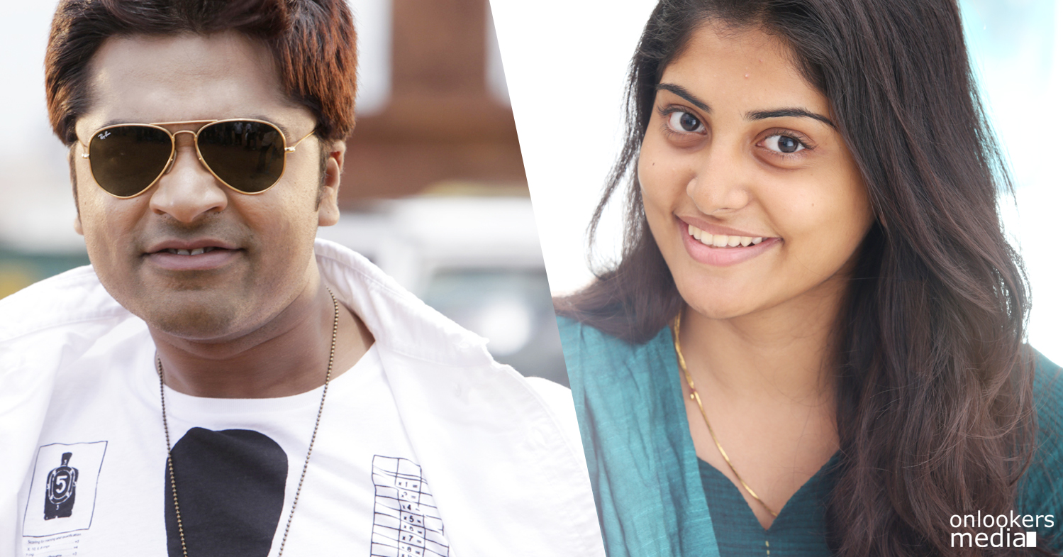 Manjima Mohan to star in Gautham Menon Film-Simbu Actror-Onlookers Media