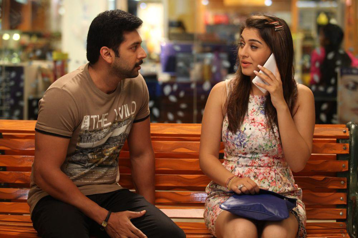 Romeo Juliet Stills-Images-Photos-Tamil Movie-Jayam Ravi-Hansika-Poonam Bajwa-Tamil Movie 2015-Onlookers Media