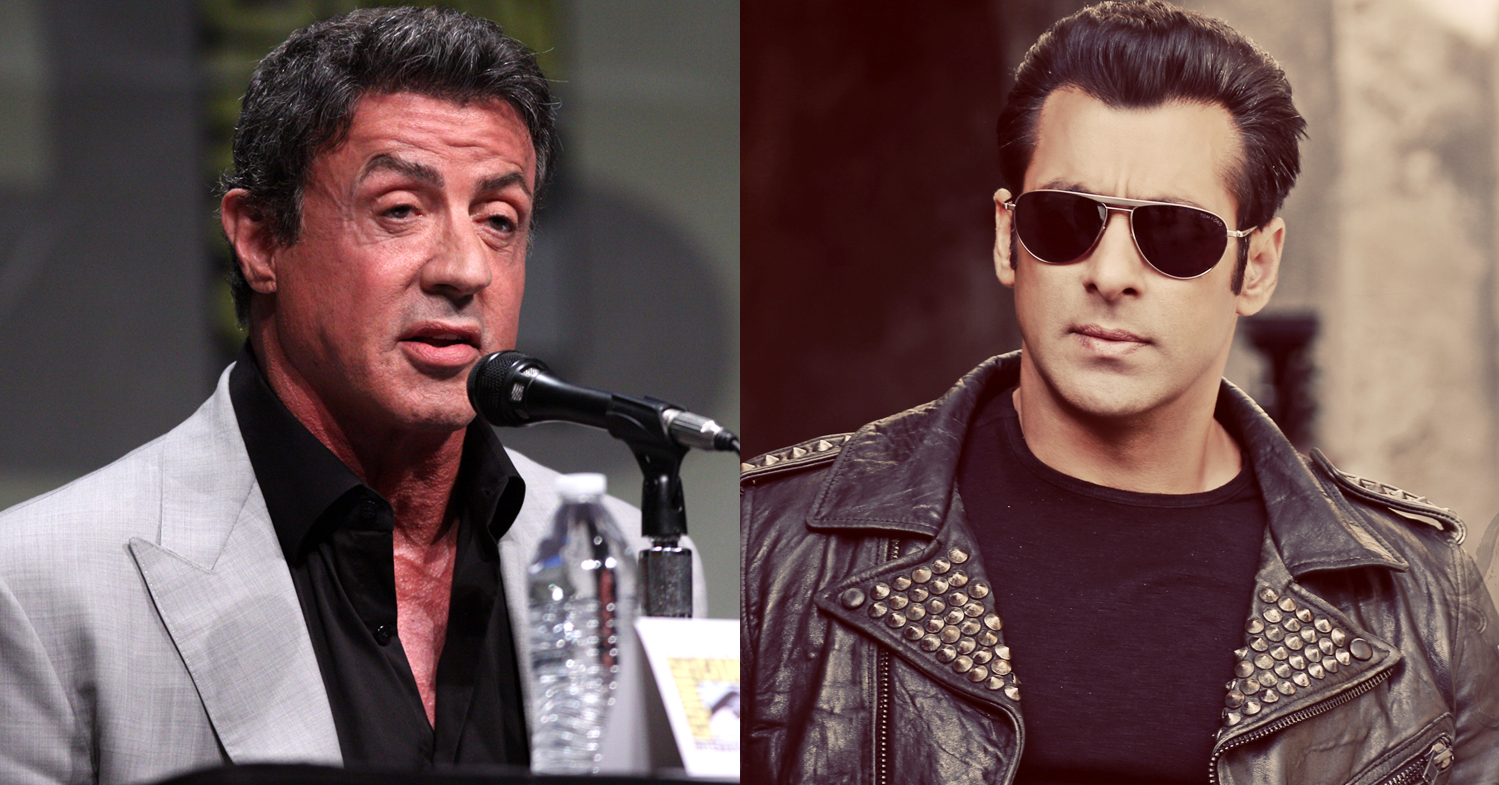 Sylvester Stallone wants Salman Khan in Expendables 4-Onlookers Media