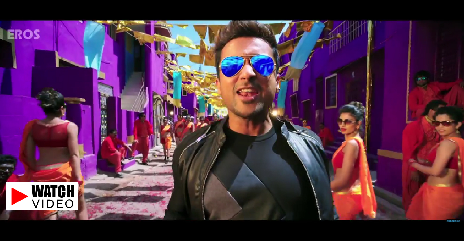 Therikkudhu Masss Song From Masss Tamil Movie-Massu Engira Masilamani-Nayantahra-Onlookers Media