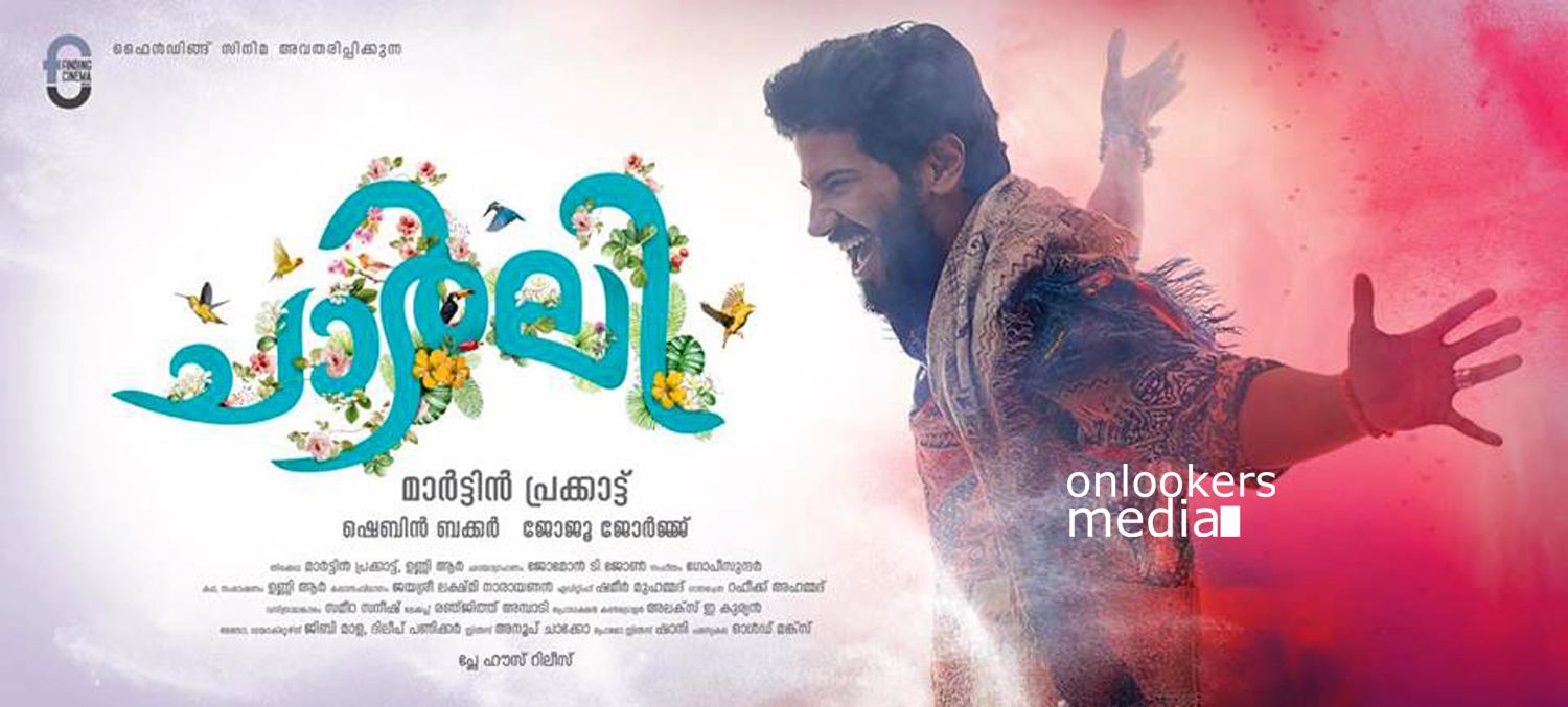 Dulquer Salmaan in Charlie Poster-Stills-Images-Charlie Malayalam Movie-Aparna Gopinath-Parvathy-Onlookers Media