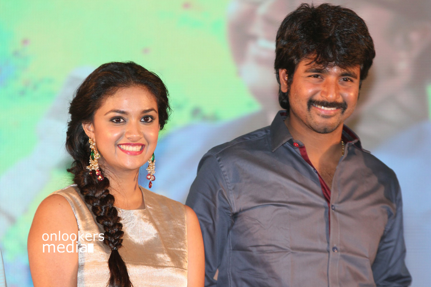 Rajini Murugan Audio Launch Stills-Sivakarthikeyan-Keerthi Suresh-Tamil Movie 2015-Onlookers Media