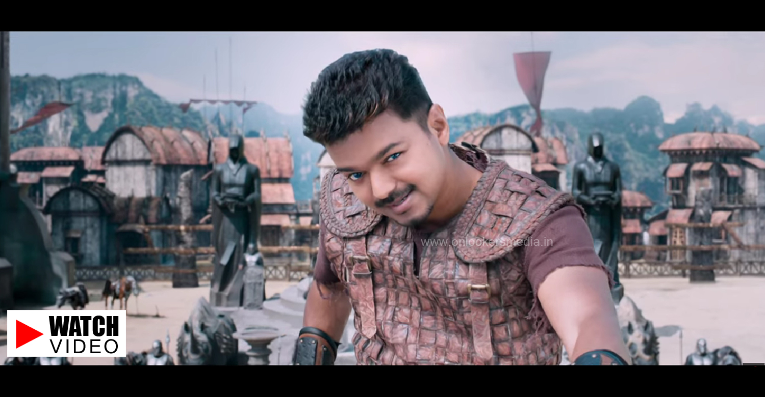Puli Teaser-Vijay-Sridevi-Kiccha Sudeep-Shruthi Haasan-Tamil Movie 2015-Onlookers Media